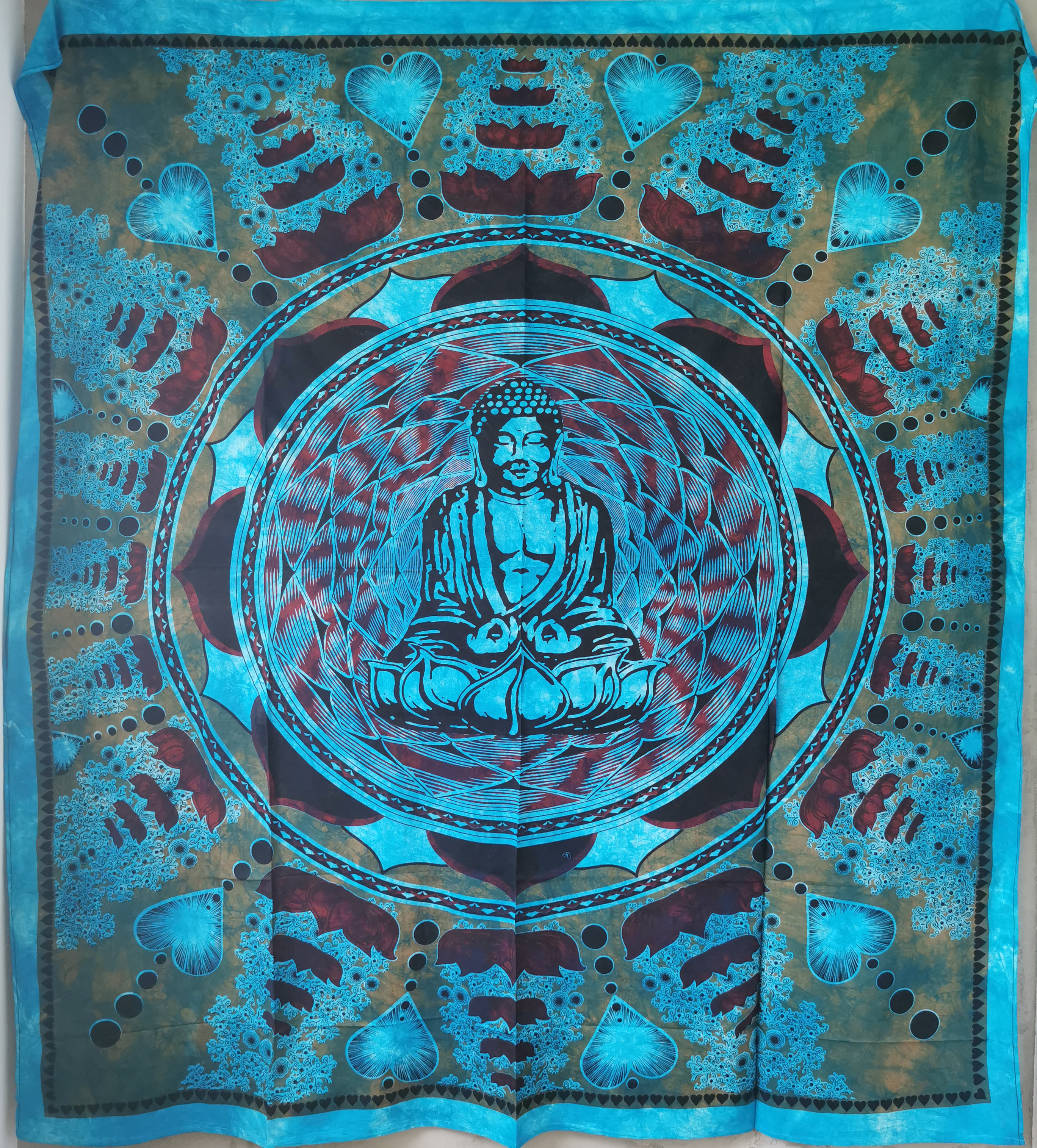 Motiv Buddha